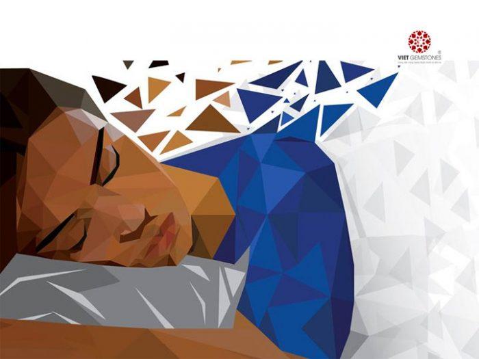 6 loại đá tốt cho giấc ngủ ngon